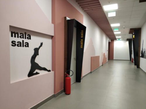 mala sala hodnik