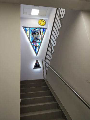 stepenice trougao